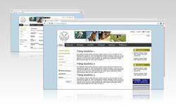 Veterinärförbundet webbplats